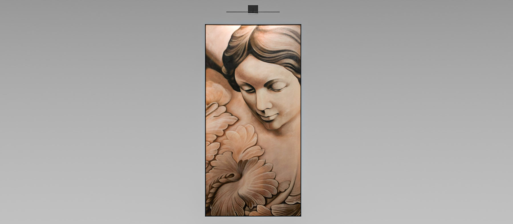 Angel Canvas Wall Art