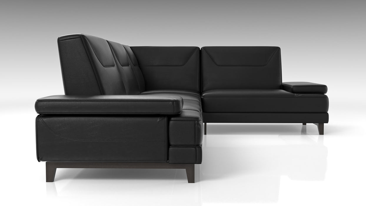 Berlin Sectional Leather