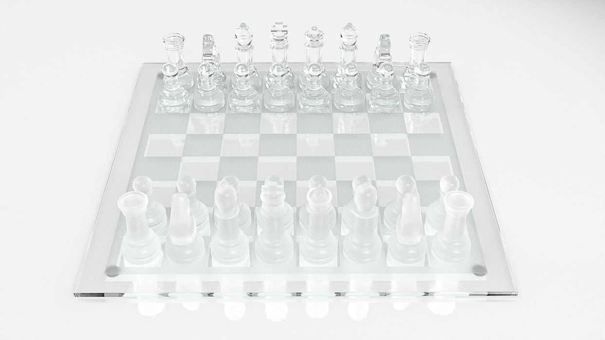 Chess Set Vase