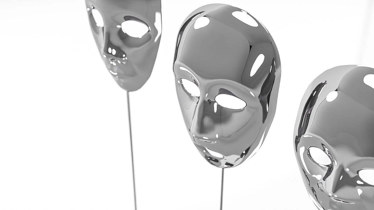 Mask Home Accent Set