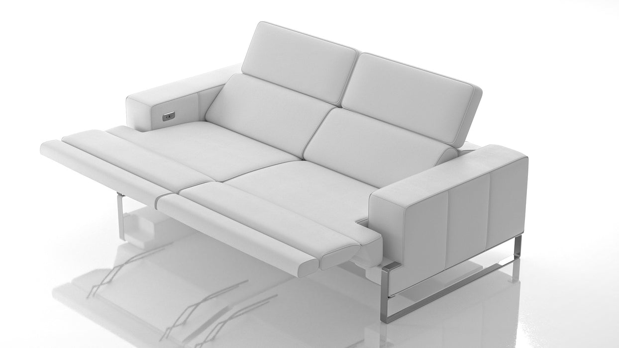 Stefano Recliner Sofa Leather