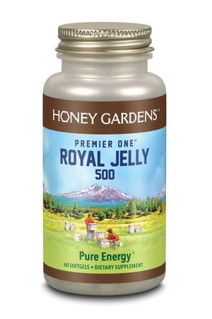 Royal Jelly 500 - 60 ct