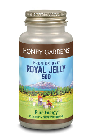 Royal Jelly 500 - 90 ct