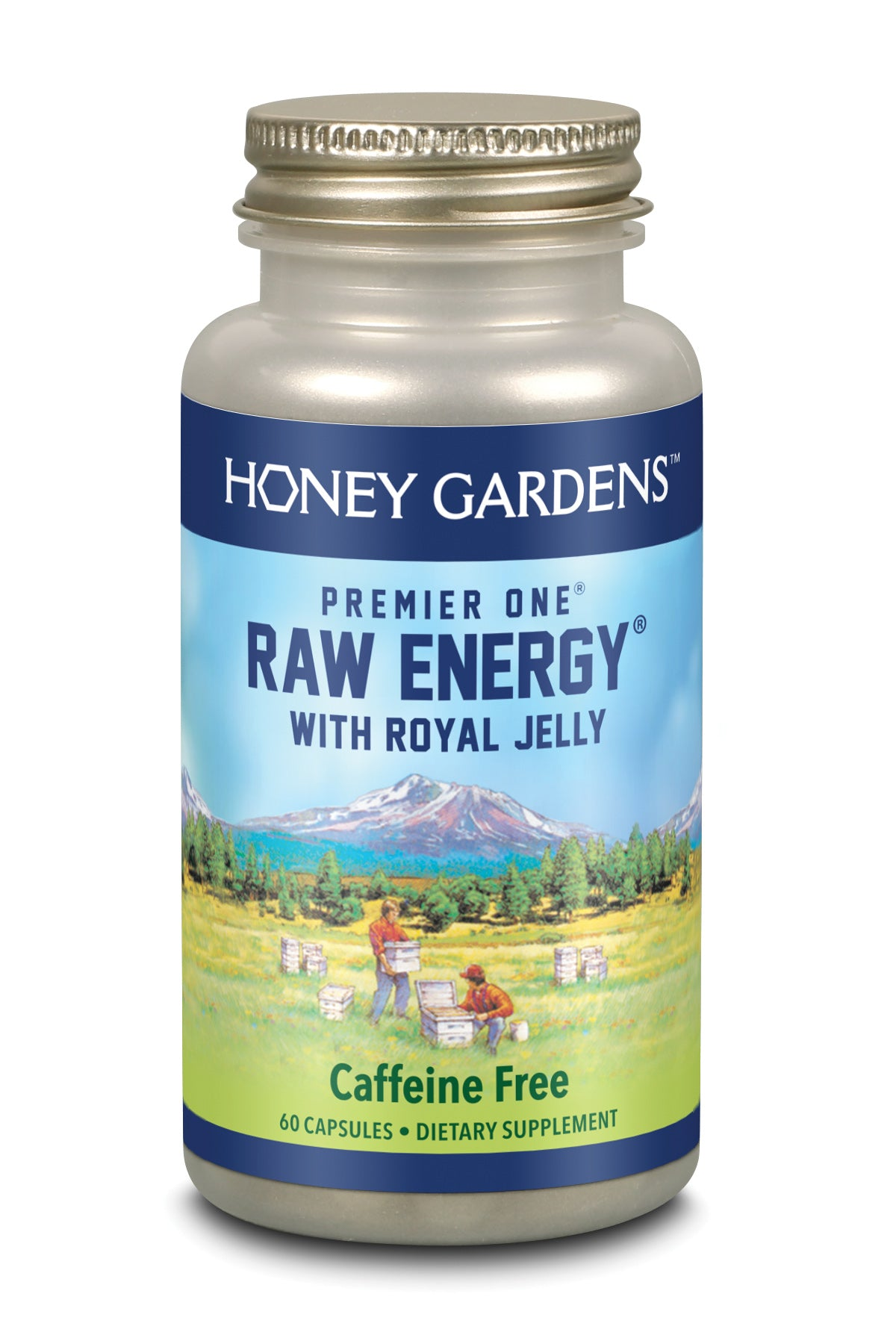 Raw Energy - 60 ct