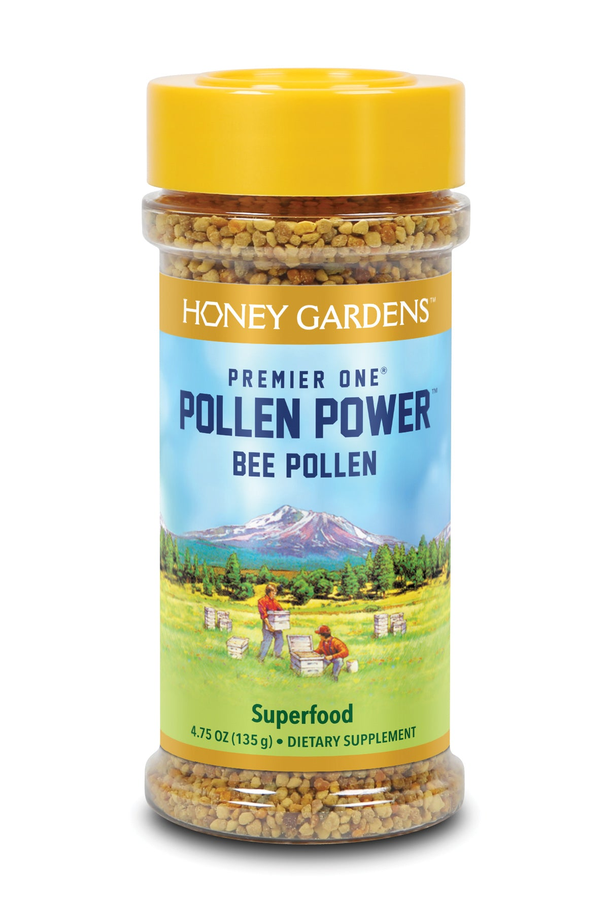 Pollen Power Granules - 4.75 oz