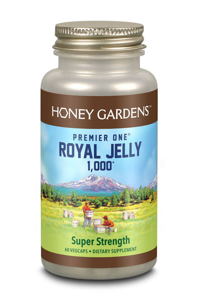 Royal Jelly 1000 - 60 ct