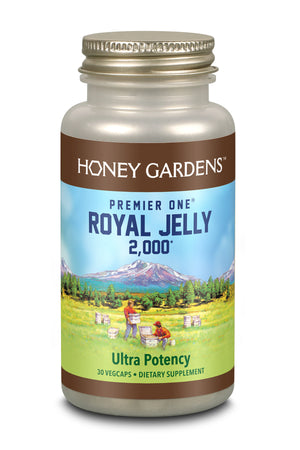 Royal Jelly 2000 - 30 ct