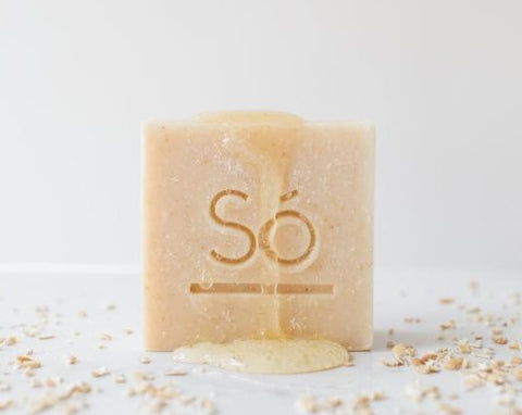 So Luxury Cleansing Bar- Honey Oat