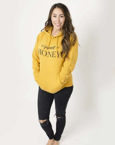 As Sweet As Honey Hoodie