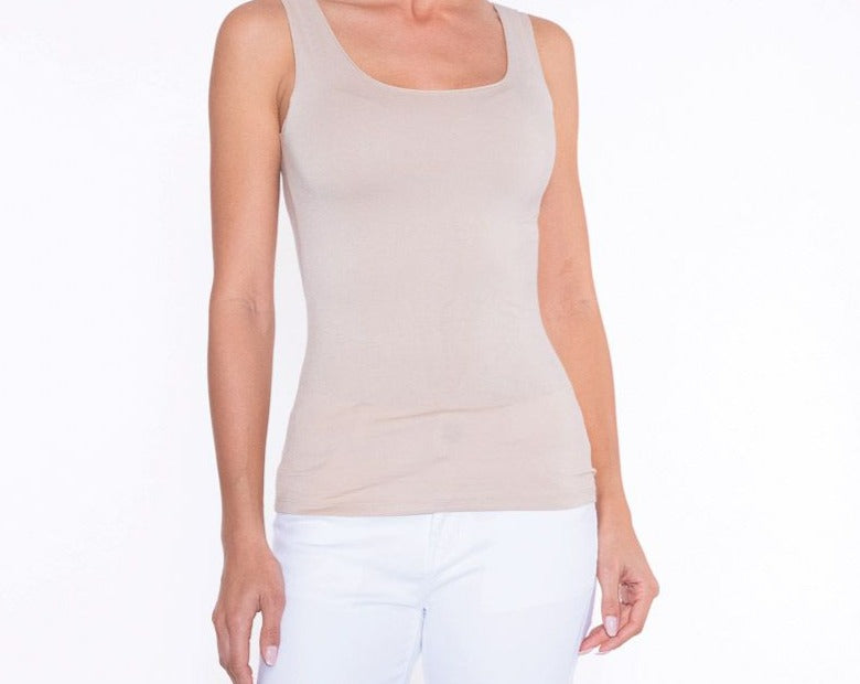 Basic Tank Top- assorted colours