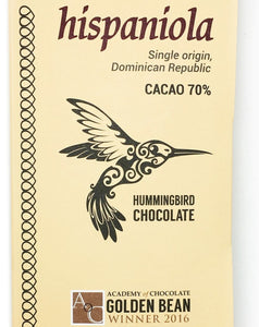 Hispaniola Chocolate 70%