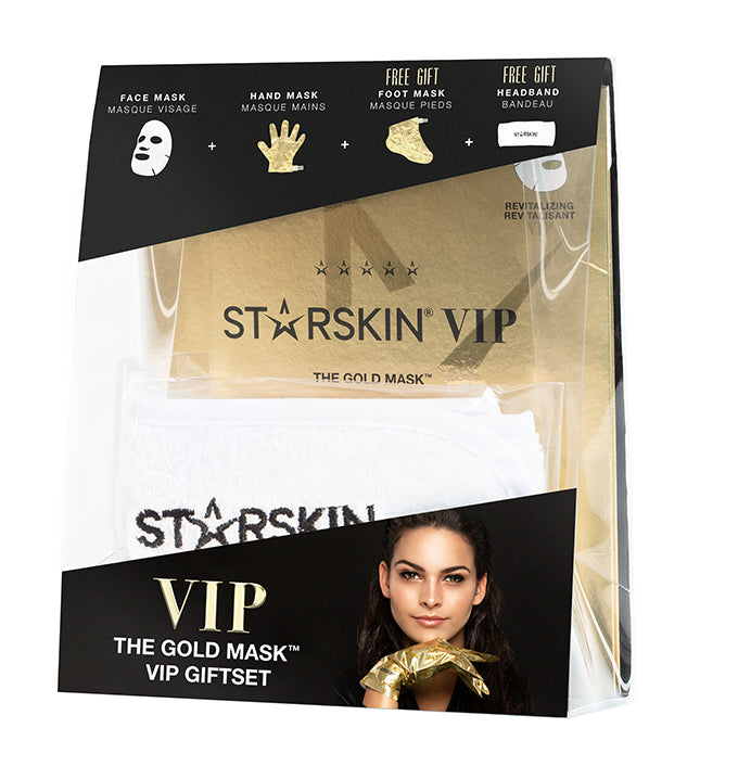 VIP The Gold Mask Collection giftset