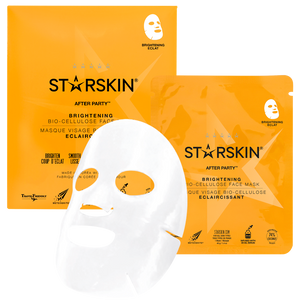 Packshot of the After Party face sheet mask