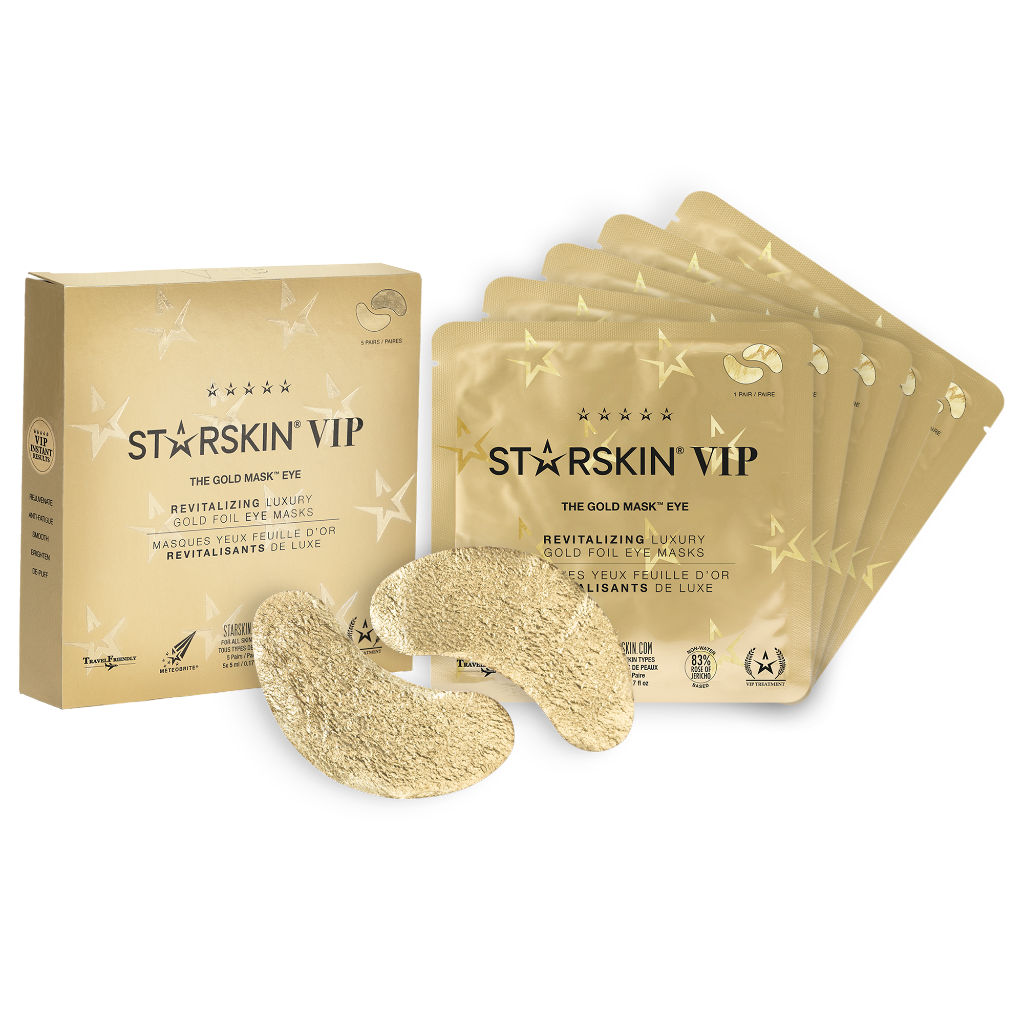 VIP The Gold Mask™ Eye - 5 Pack