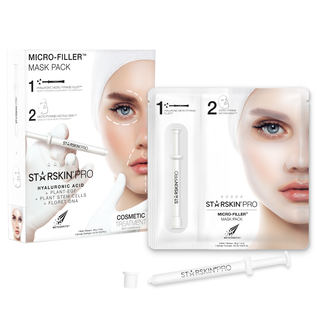 Packshot of the PRO Micro-Filler Mask Pack