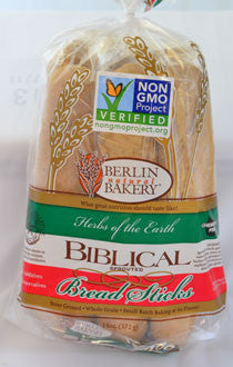 Biblical Herb Breadsticks