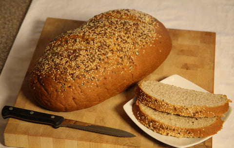 Seeded Heirloom Spelt Bistro Bread