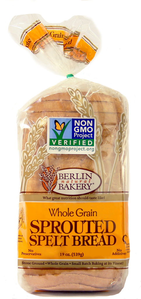 sprouted spelt bread berlin natural bakery