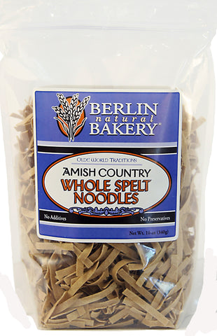 Amish Country Whole Spelt Noodles