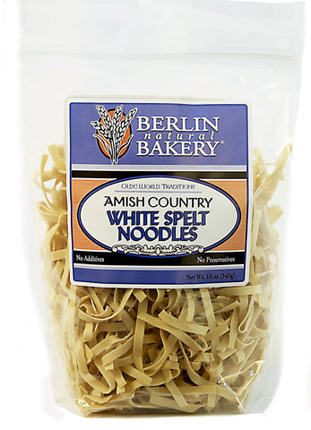 Amish Country White Spelt Noodles