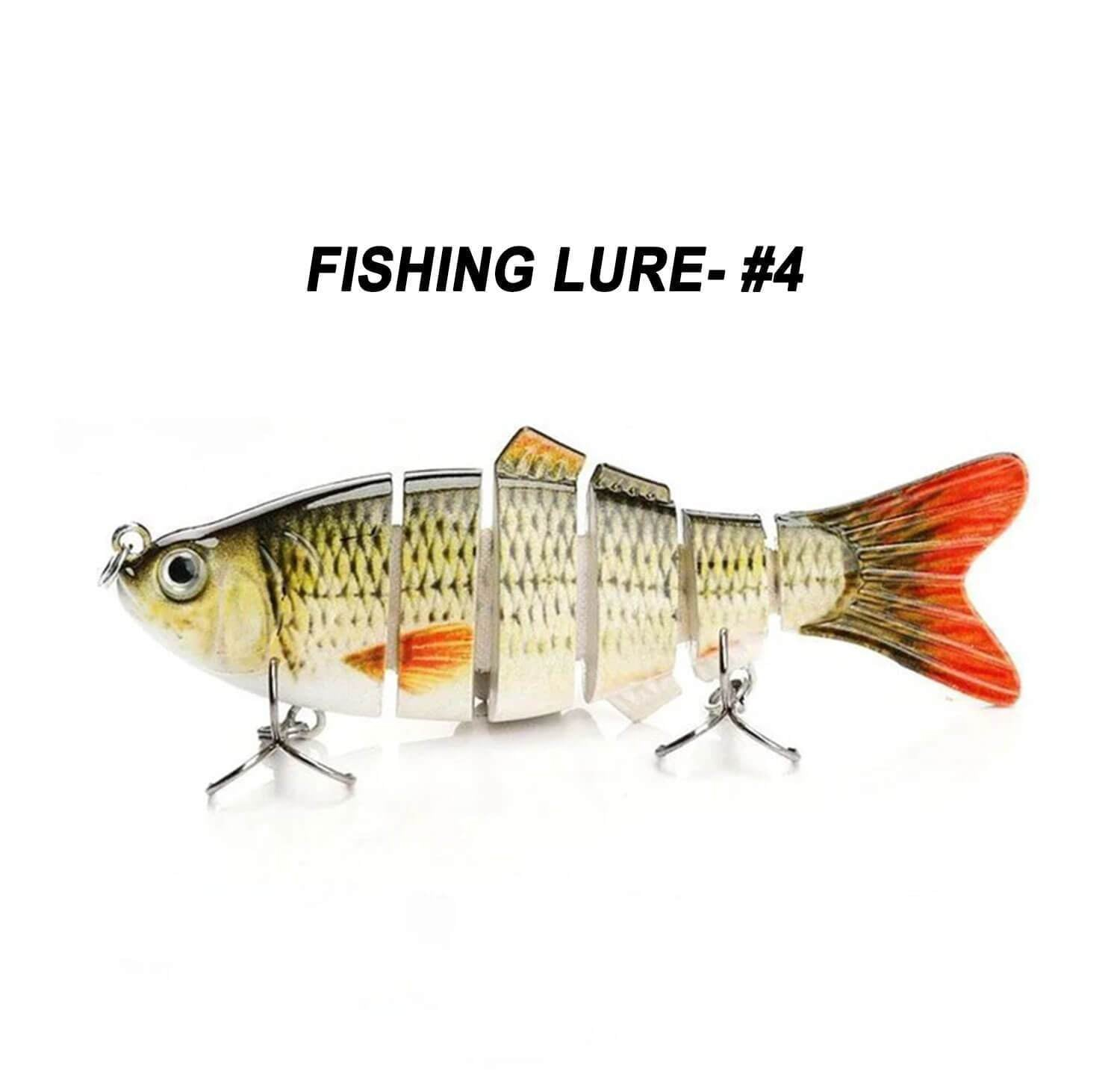 Bionic Swimming lure - Suitable for all kinds of fish