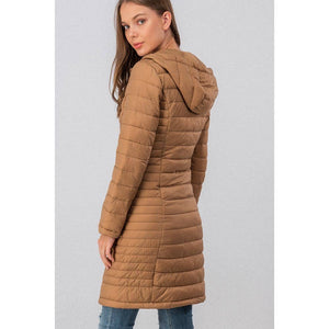 Puff Jacket - Boutique Michaud LLC
