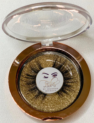 3D Mink Eyelash Deal 2 For $20 - Boutique Michaud LLC
