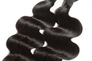 3 Piece Body Wave Virgin Hair Bundle Deal - Boutique Michaud LLC