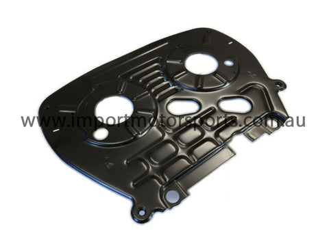 Genuine Nissan OEM Upper Timing Belt Cover Backing Plate - R32 GTR, R33 GTR & R34 GTR