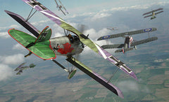 War in the Sky; A Wings of Glory WWI Dogfight Event!