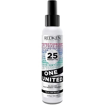 REDKEN ONE UNITED 25 BENEFITS MULTI-BENEFIT HAIR TREATMENT SPRAY 150ML