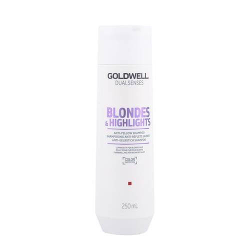 DUALSENSE BLONDE & HIGHLIGHTS ANTI-YELLOW SHAMPOO 250ML