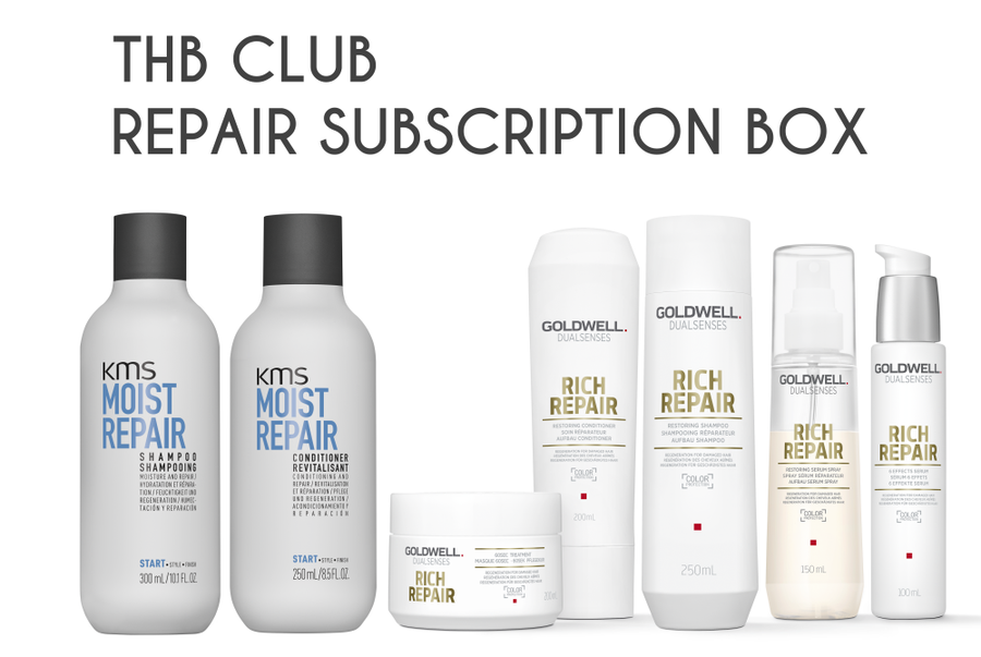 THB Club - Repair Subscription Box