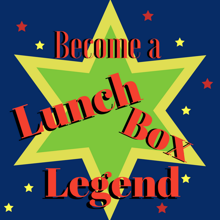 Become a Lunch Box Legend!