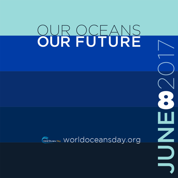 Today is World Ocean's Day!