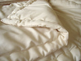 Extra Warmth Natural Wool Comforter by Holy Lamb