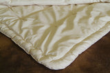 Cool Comfort Natural Wool Comforter by Holy Lamb