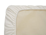 Naturepedic Organic Cotton Crib Sheet - Fitted