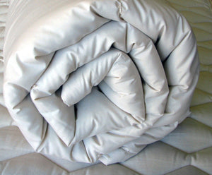 Extra Warmth Natural Wool Comforter