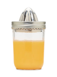 Stainless Steel Mason Jar Adapter - Juicer