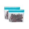 (re)zip Stand-Up Reusable Leakproof Baggies (1 cup) - 2 pack
