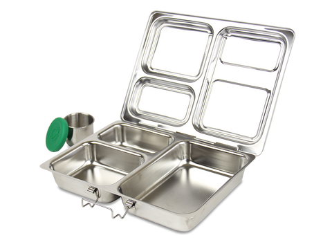 PlanetBox Launch Stainless Steel Lunchbox