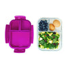 Bentgo Glass Bento - 3 Compartment