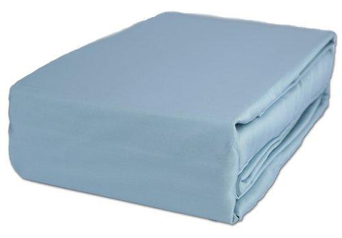 Bamboo Fitted Sheet by Twin Ducks