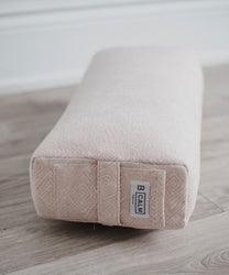 B Calm Rectangular Bolster
