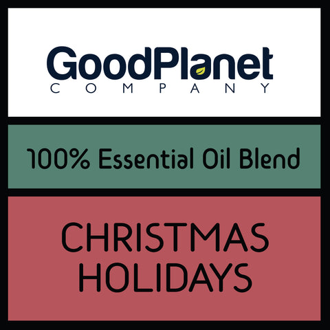 CHRISTMAS HOLIDAYS ESSENTIAL OIL BLEND