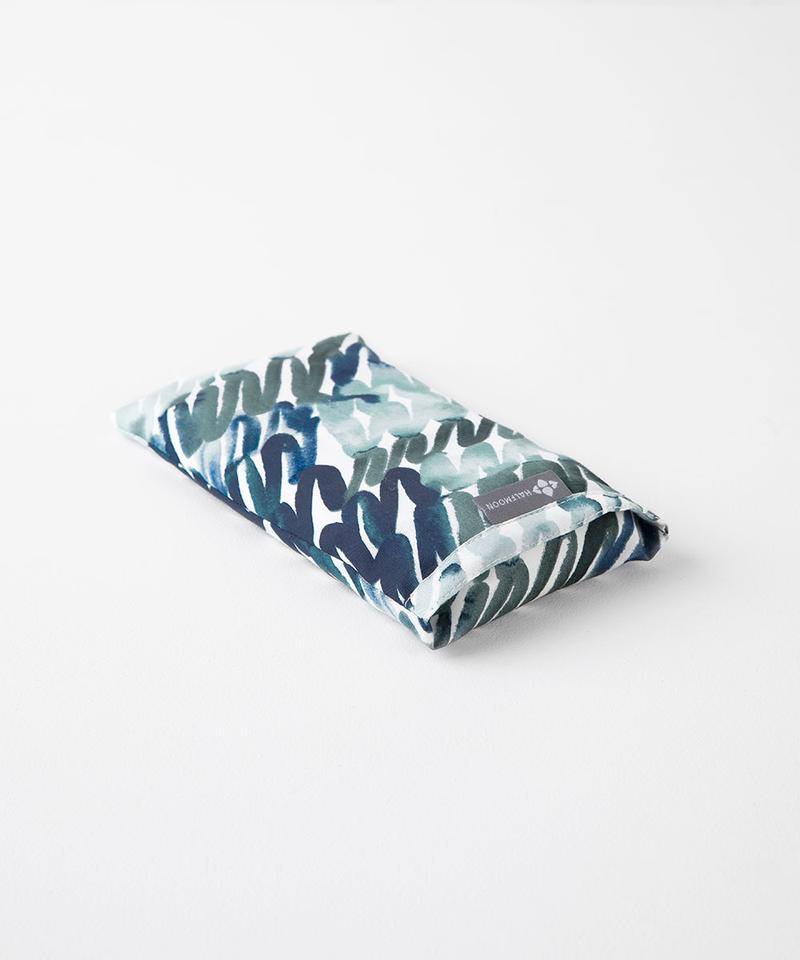 Heatable Organic Cotton Eye Pillow