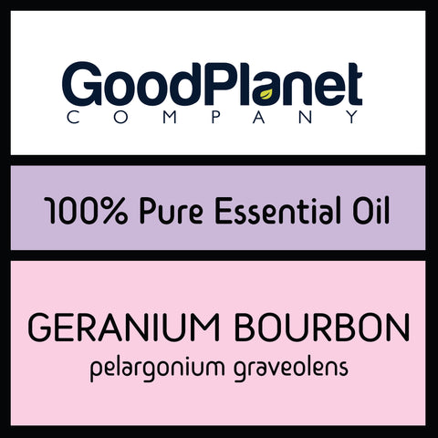 GERANIUM BOURBON ESSENTIAL OIL