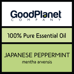 JAPANESE PEPPERMINT ESSENTIAL OIL