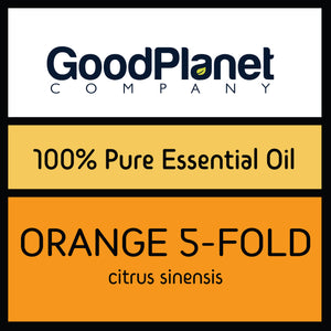 ORANGE 5-FOLD ESSENTIAL OIL